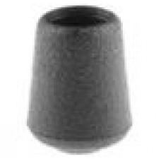 Заглушка пластиковая наружная декоративная для труб или прутков круглого сечения диаметром 6 мм.