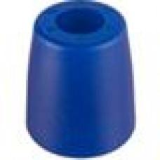 Пластиковая заглушка для труб-прутков диаметром 10 мм.