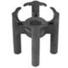 Пластиковый фиксатор для арматуры, защитный слой 35 мм. Диаметр арматуры — 4-14 мм.
