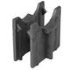 Пластиковый фиксатор «стойка» для арматуры диаметром до 18 мм. Защитный слой — 15, 25 мм.