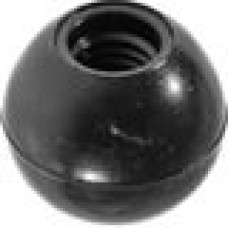 Ручка-фиксатор с круглой рукояткой в виде шарика диаметром 20 мм и резьбовым отверстием М8.