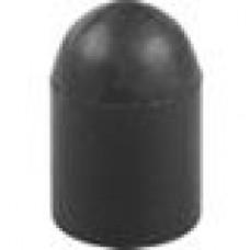 Термостойкая наружная заглушка для труб круглого сечения с внешним диаметром 9.5 мм.