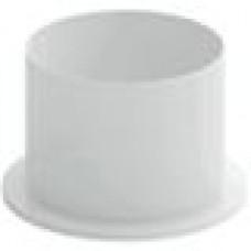 Наружная заглушка. Изготовлена из полиэтилена высокого давления. Имеет широкую шляпку для более удобного монтажа и демонтажа. Применяется для защиты наружной резьбы М33.