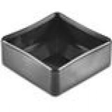 Заглушка пластиковая наружная для труб квадратного сечения с внешними габаритами сечения 60х60 мм