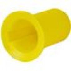 Защитный пластиковый колпачок на вал диаметром 15 мм.