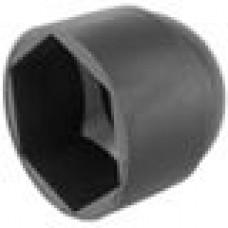 Колпачок пластиковый на болт/гайку M10 с диаметром основания 21.3 мм и высотой 19.5 мм