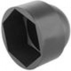 Колпачок пластиковый на болт/гайку M30 с диаметром основания 56 мм и высотой 50.5 мм