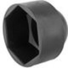 Колпачок пластиковый на болт/гайку M39 с диаметром основания 72 мм и высотой 62.5 мм