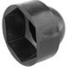 Колпачок пластиковый на болт/гайку M45 с диаметром основания 85.5 мм и высотой 72.5 мм