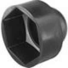 Колпачок пластиковый на болт/гайку M64 с диаметром основания 116.7 мм и высотой 105.5 мм