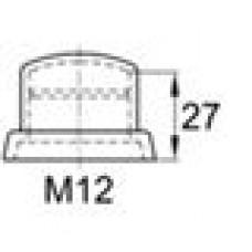 Колпачок пластиковый высотой 31 мм на болт/гайку M12.