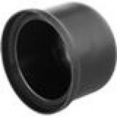 Колпачок пластиковый на винт-болт M18 с диаметром основания 37 мм и высотой 28 мм