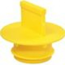Пластиковая заглушка диаметром 19.2 мм для гидравлических шлангов.