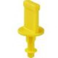 Пластиковая заглушка диаметром 5.1 мм для гидравлических шлангов.
