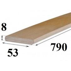 Латофлекс 53х8х790 мм