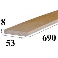 Латофлекс 53х8х690 мм