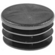 Заглушка д.60 внутренняя черная