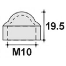 Колпачок пластиковый на болт/гайку M10